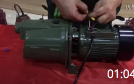 01:04 喷射泵接电容演示 实丰水泵 (529播放)