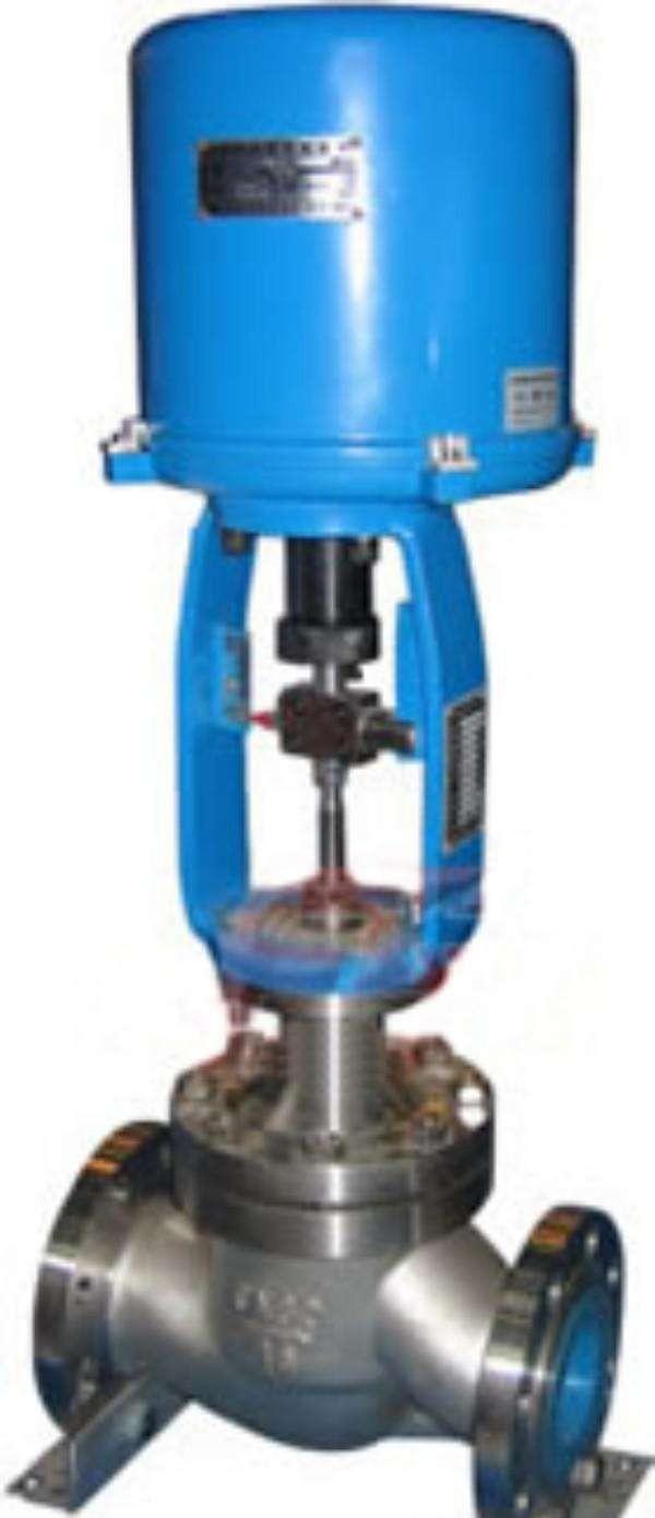电子式电动套筒调节阀 厂家电子式调节阀