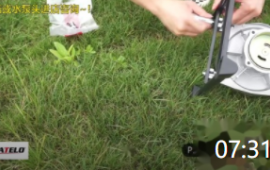 07:31 PATELO品牌水泵头安装启动视频教程